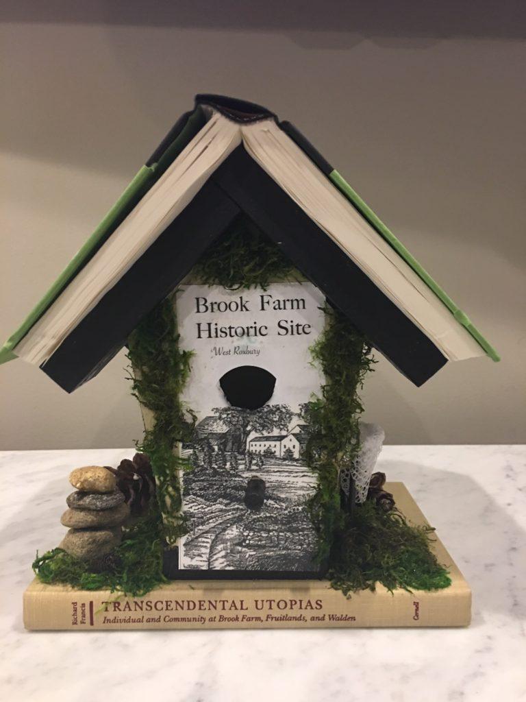 Birdhouse by Barbara Barrett
